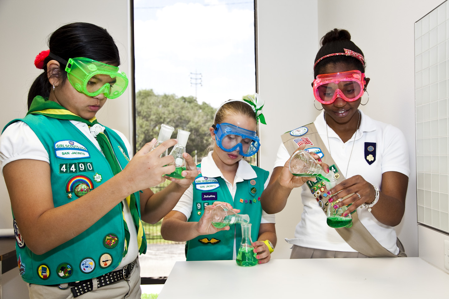 Commentary: Girl Scouts aim to produce leaders - San ...