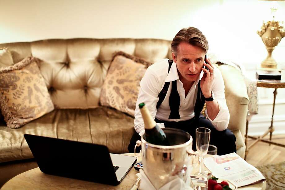 Linus Roache stars in Supercapitalist. Photo: Truly Indie