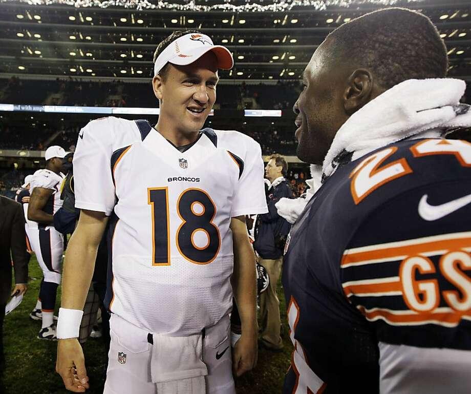 Peyton Manning Photo: Nam Y. Huh, Associated Press