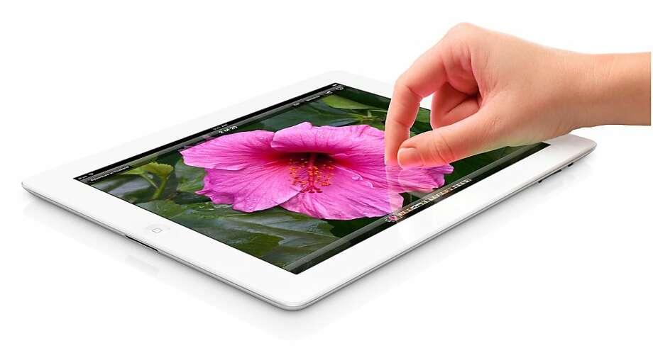 iPad Photo: Apple