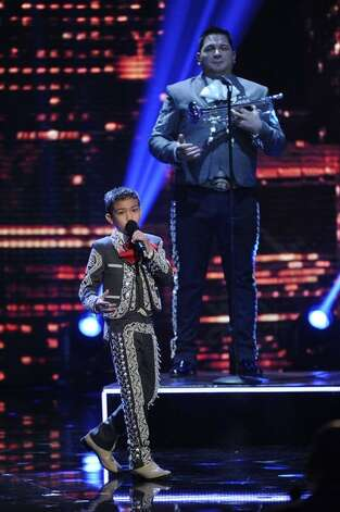"AMERICA'S GOT TALENT -- Episode 724 -- Pictured: Sebastien ""El Charro de Oro"" -- (Photo by: Virginia Sherwood/NBC) (Virginia Sherwood/NBC)"