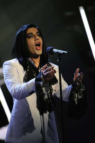 AMERICA'S GOT TALENT -- Episode 724 -- Pictured: Andrew De Leon -- (Photo by: Virginia Sherwood/NBC) (Virginia Sherwood/NBC)