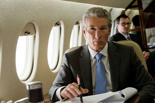 Richard Gere is a Wall Street magnate whose life unravels. Photo: Roadside Attractions