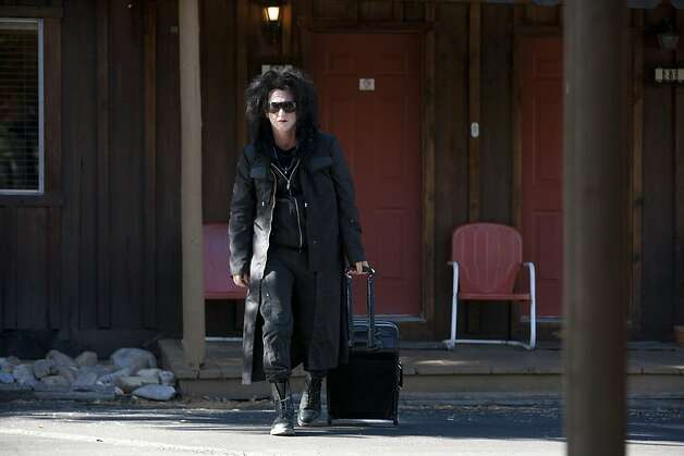 Sean Penn plays a burned-out rock star on a mission. Photo: Weinstein Co.
