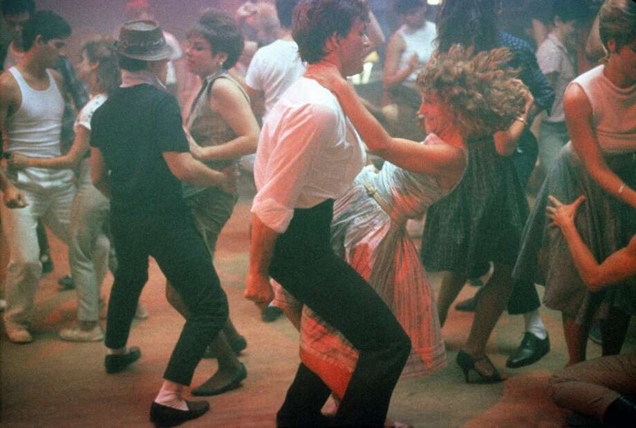 "Jennifer Grey and Patrick Swayze in ""Dirty Dancing."" (Lionsgate Home Entertainment)"