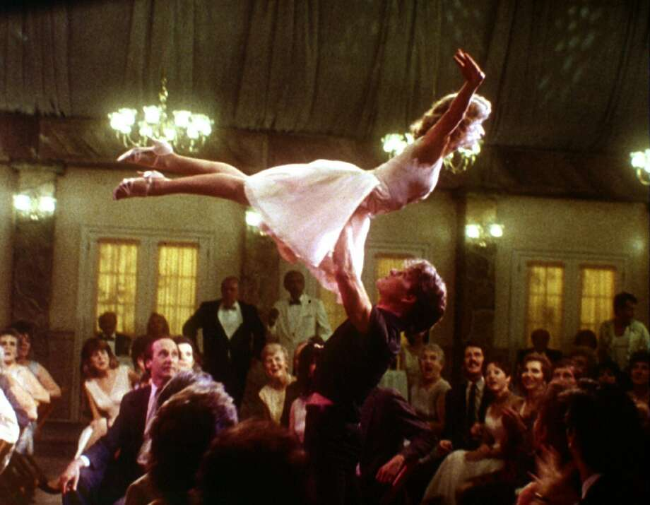"They did the lift! Jennifer Grey and Patrick Swayze in ""Dirty Dancing."" (Lionsgate Home Entertainment)"
