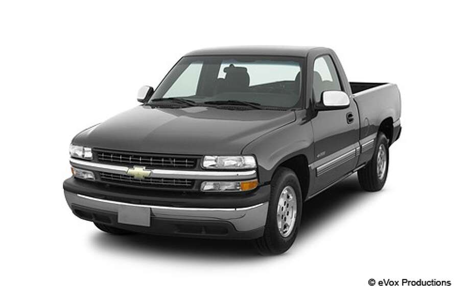 No. 2: The 2000 full-size Chevrolet pickup (General Motors)