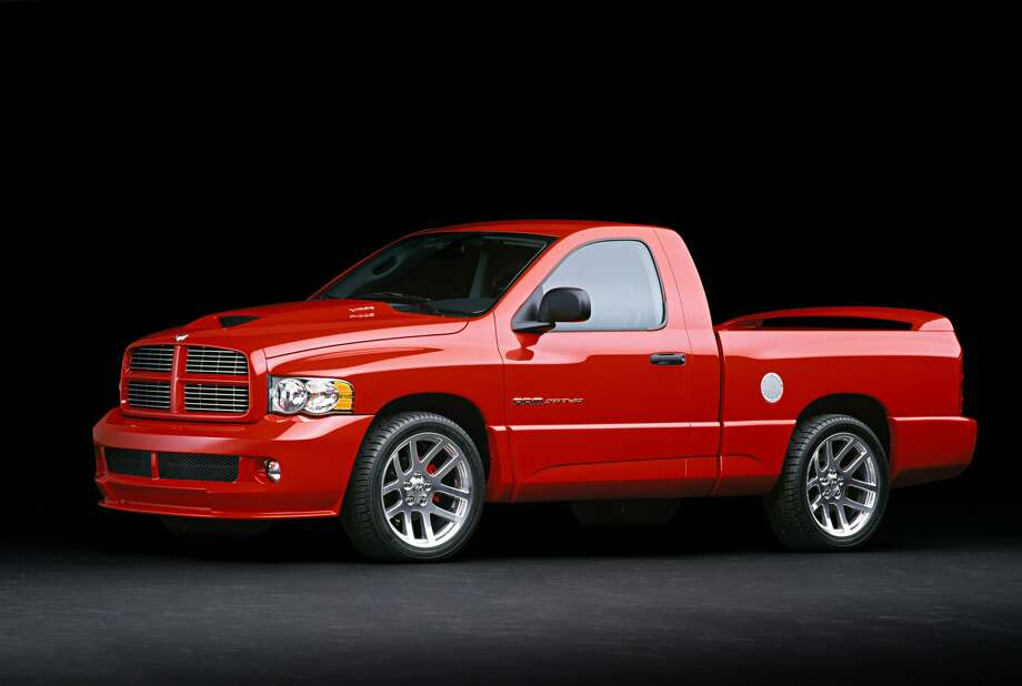 No. 3: The 2004 full-size Dodge pickup ( Chrysler Group LLC)