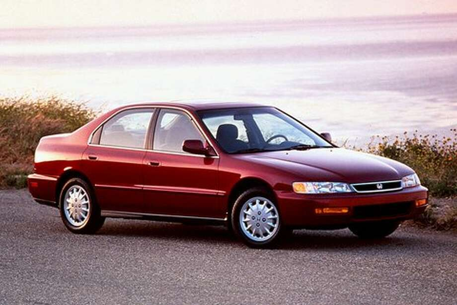 No. 5: The 1996 Honda Accord (Honda Motor Co., Ltd. )