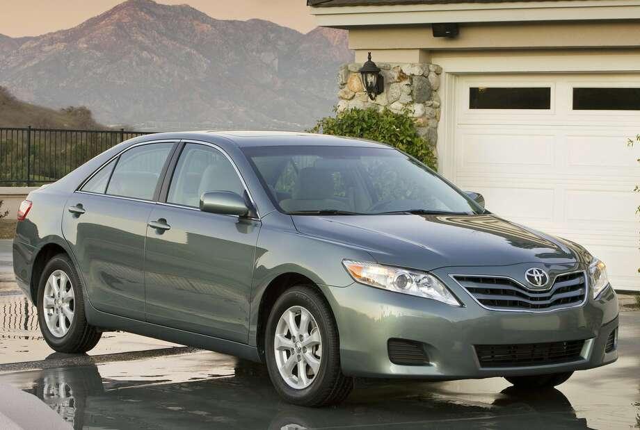 No. 7: The 2011 Toyota Camry (Toyota Motor Sales, U.S.A., Inc.)