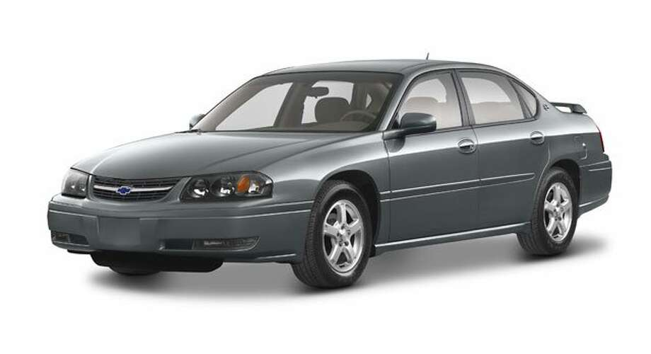 No. 9: The 2005 Chevy Impala (General Motors)