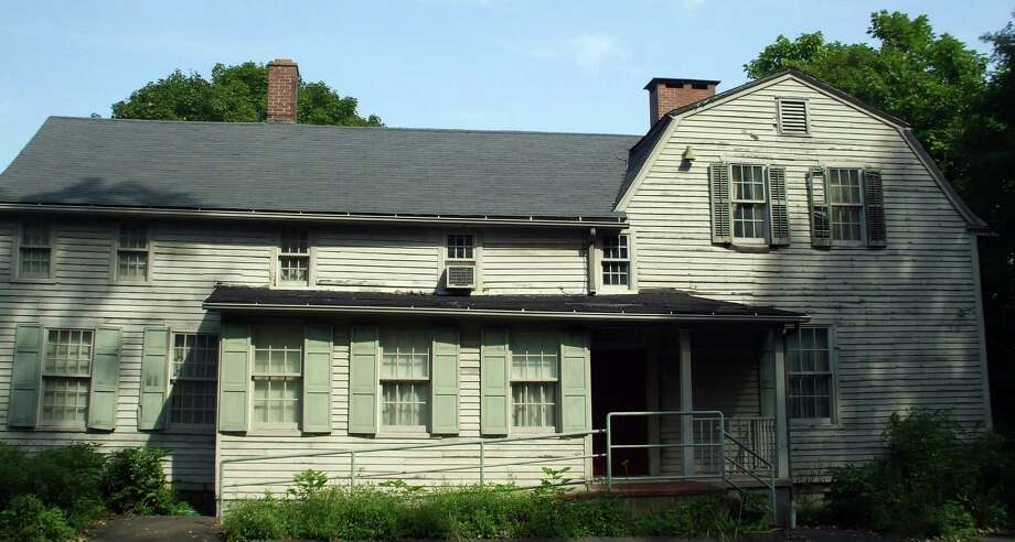 The birthplace of Danbury composer Charles Ives is badly in need of repair. Photo: Brian Koonz