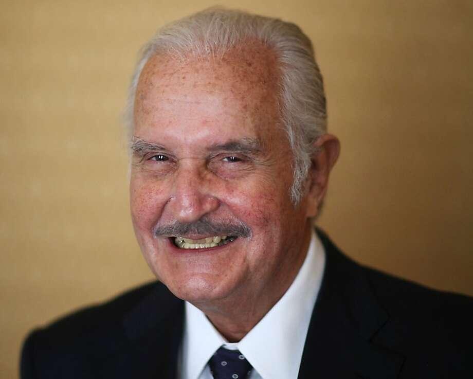 Carlos Fuentes Photo: Alexandre Meneghini, Associated Press