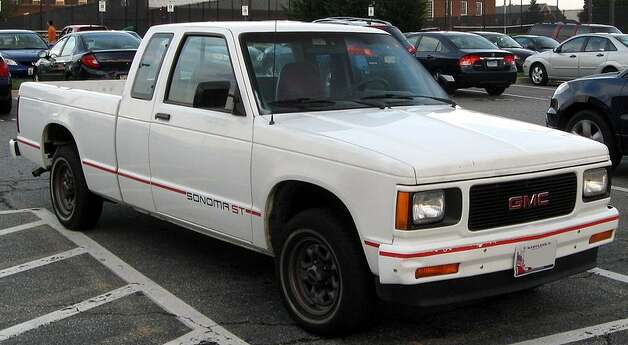9. (Washington) 1991 Compact Chevrolet pickup Photo: Creative Commons