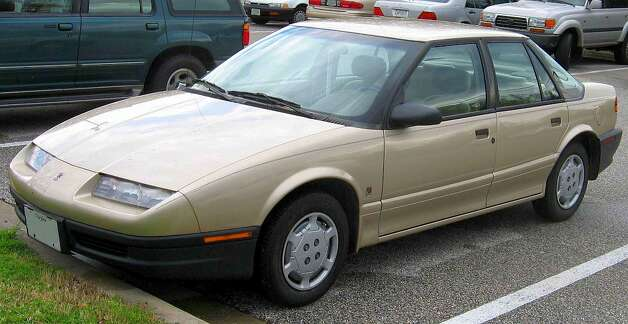 8. (Washington) 1995 Saturn Sl Photo: Creative Commons