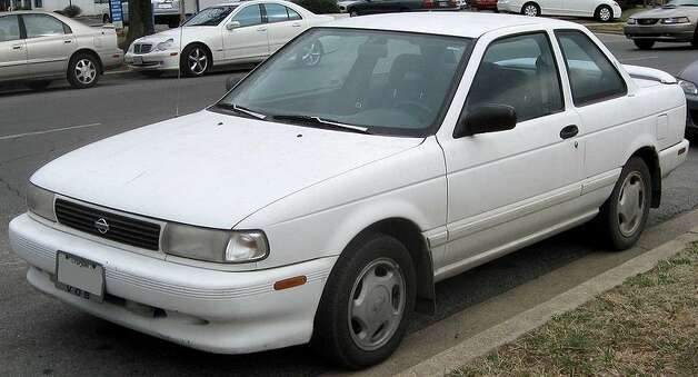 10. (US) 1994 Nissan Sentra. This photo, like the rest included here, are licensed through the creative commons. Photo: Creative Commons