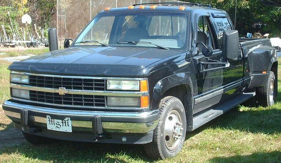 6. (Washington) 1992 Full size Chevrolet pickup Photo: Creative Commons