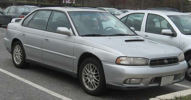 5. (Washington) 1996 Subaru Legacy Photo: Creative Commons