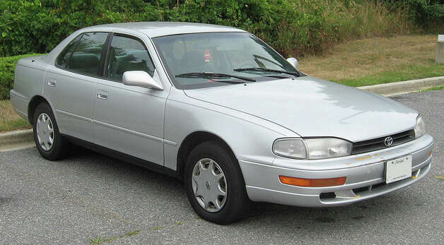 4. (Washington) 1990 Toyota Camry Photo: Creative Commons