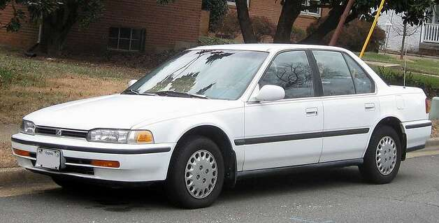 1. (Washington) 1992 Honda Accord Photo: Creative Commons