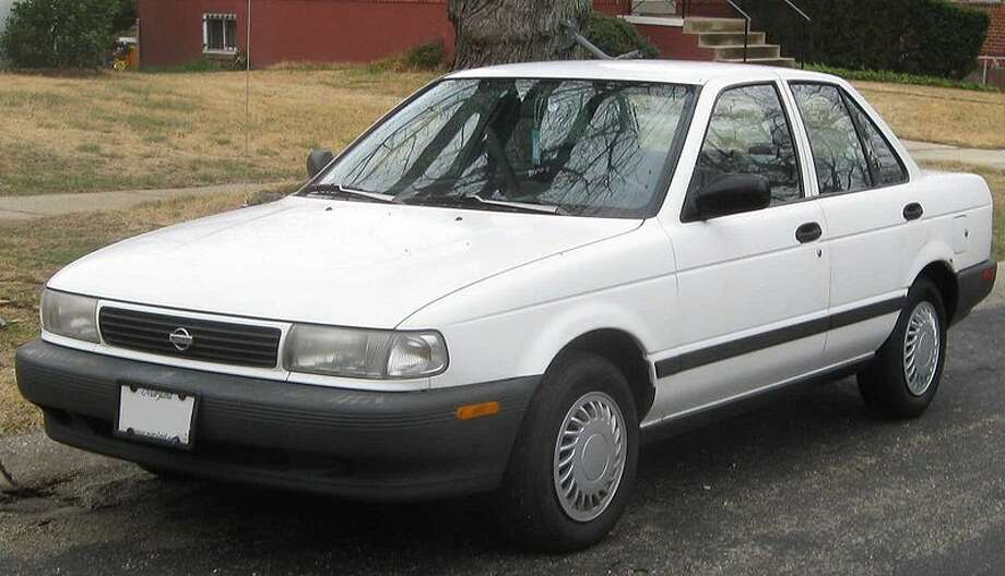 7. (Washington) 1994 Nissan Sentra Photo: Creative Commons