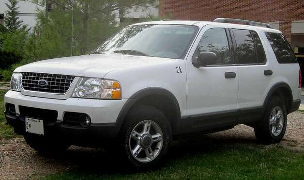 9. (US) 2002 Ford Explorer Photo: Creative Commons