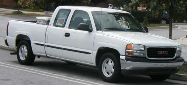 7. (US) 1999 Chevrolet Pickup (full size) Photo: Creative Commons