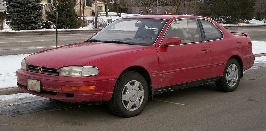 4. (US) 1991 Toyota Camry Photo: Creative Commons