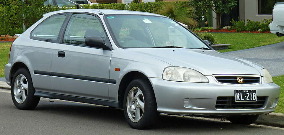 2. (US) 1998 Honda Civic