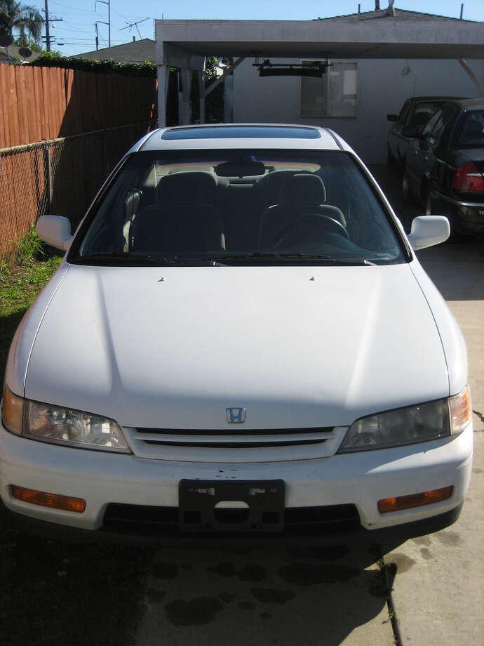 1. (US) 1994 Honda Accord, photo by The Javelina Photo: Creative Commons