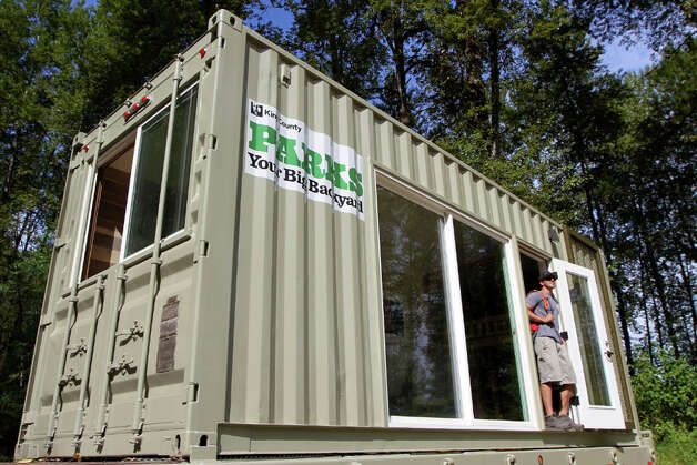 modified shipping container campers