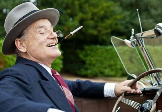 Bill Murray plays FDR during a madcap weekend. Photo: Film Four