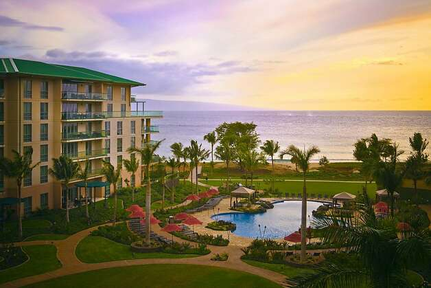 The developer of Honua Kai, a luxury condo resort on Kaanapali Beach, is currently offering to pay for the stay of guests who decide to buy during their trip. Photo: Honua Kai