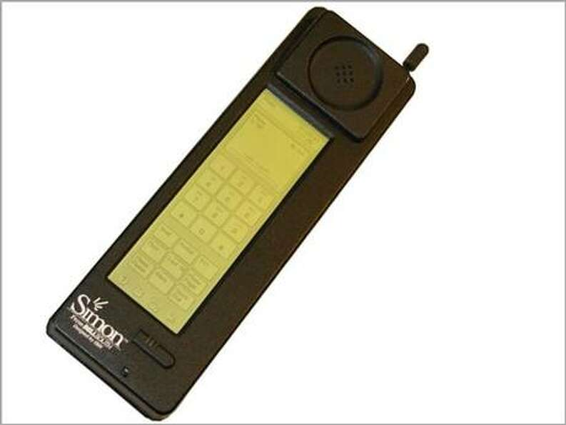 IBM's Simon Personal Communicator from 1993 is considered the first smartphone, blending features of