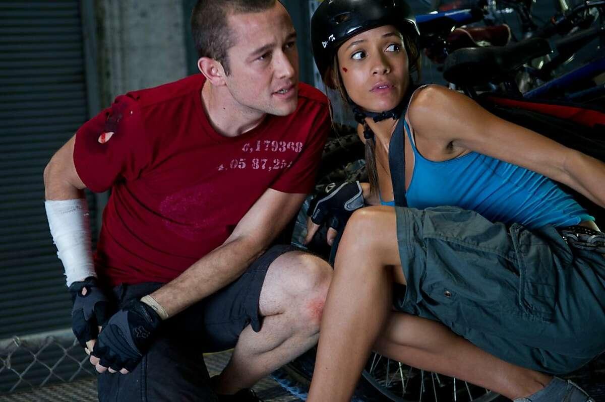 Joseph Gordon-Levitt and Dania Ramirez star in Columbia Pictures'