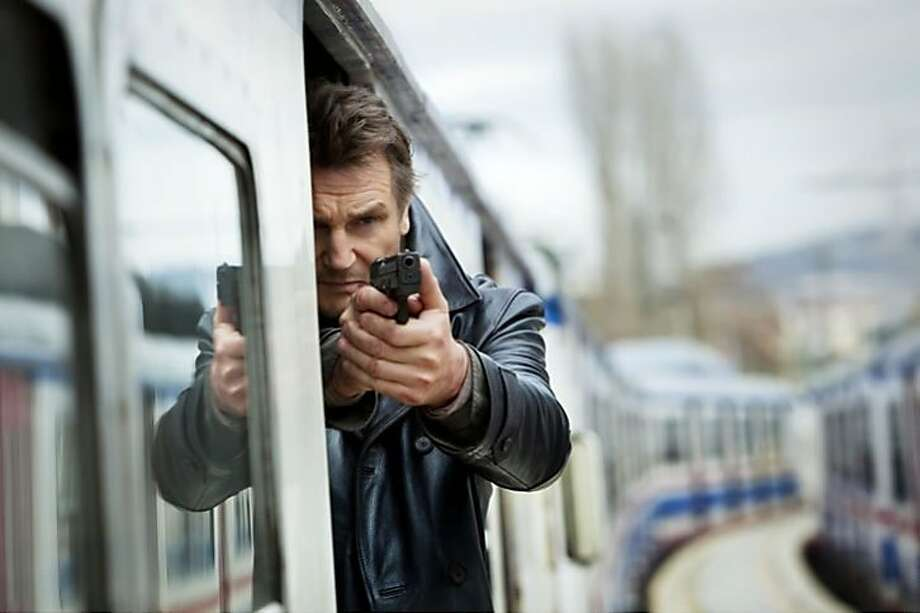 "Liam Neeson plays a man who again must rescue a kidnapped loved one - this time it's his wife - in ""Taken 2."" Photo: 20th Century Fox"