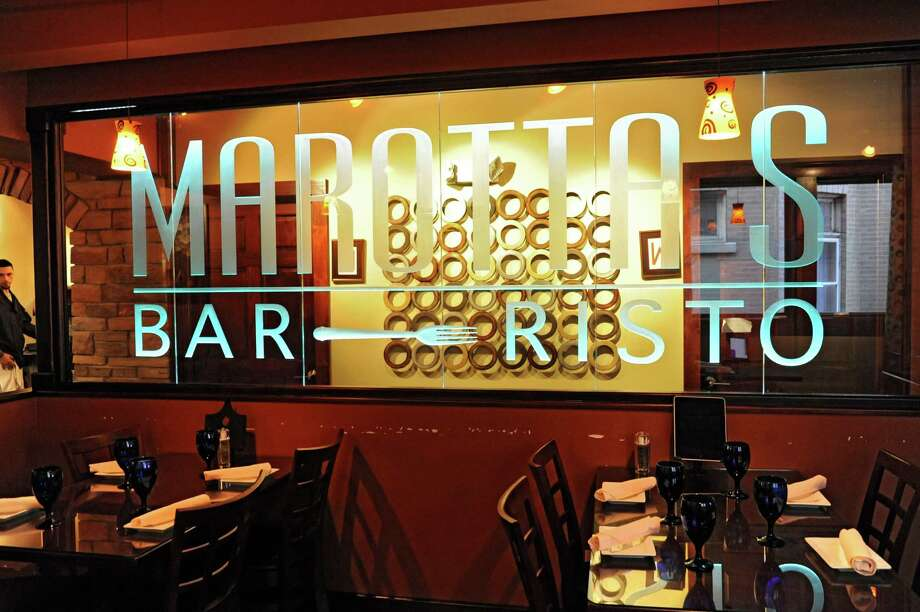 Marotta's Bar-Risto, 611 Union St., Schenectady, NY. Photo: Lori Van Buren