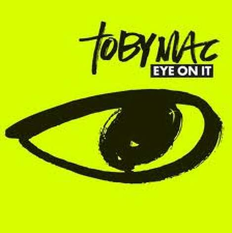 """Eye On It"" is Tobymac's latest CD. Photo: Forefront Records"