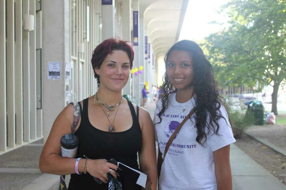 Were you SEEN moving into UAlbany? Photo: Molly Eadie
