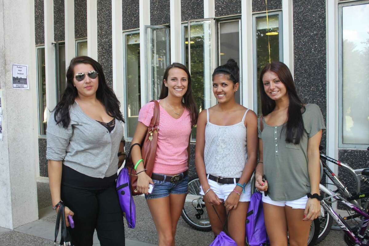 Were you SEEN moving into UAlbany?