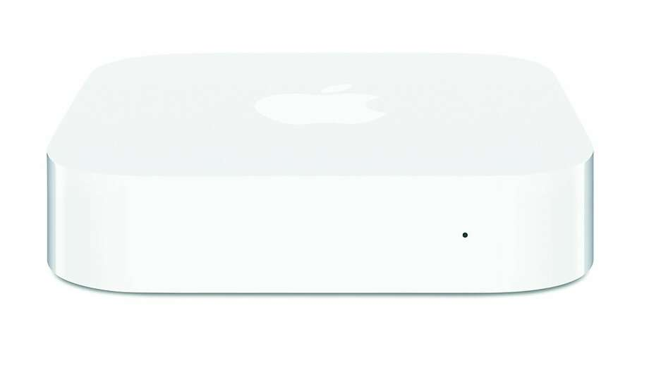 AirPort Express is a wireless router from Apple. Photo: Apple