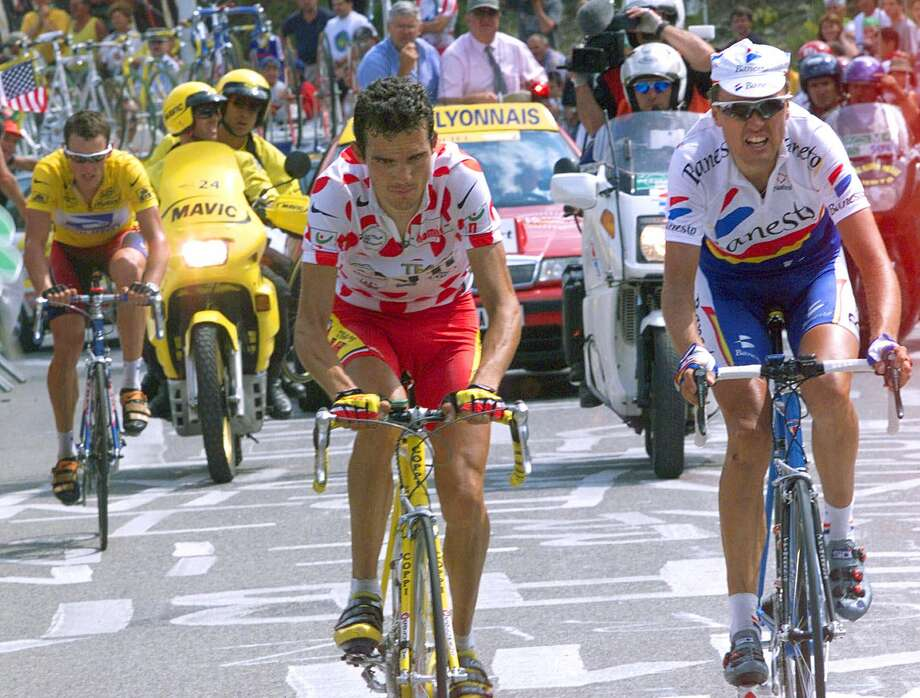 So if Lance didn't win, who did?  1999:  This was Lance Armstrong's break out year in the Tour de France. He captured his first Tour victory, but if he is stripped, Alex Zulle (right) might be the next in line. He also tested positive but not in 1999.