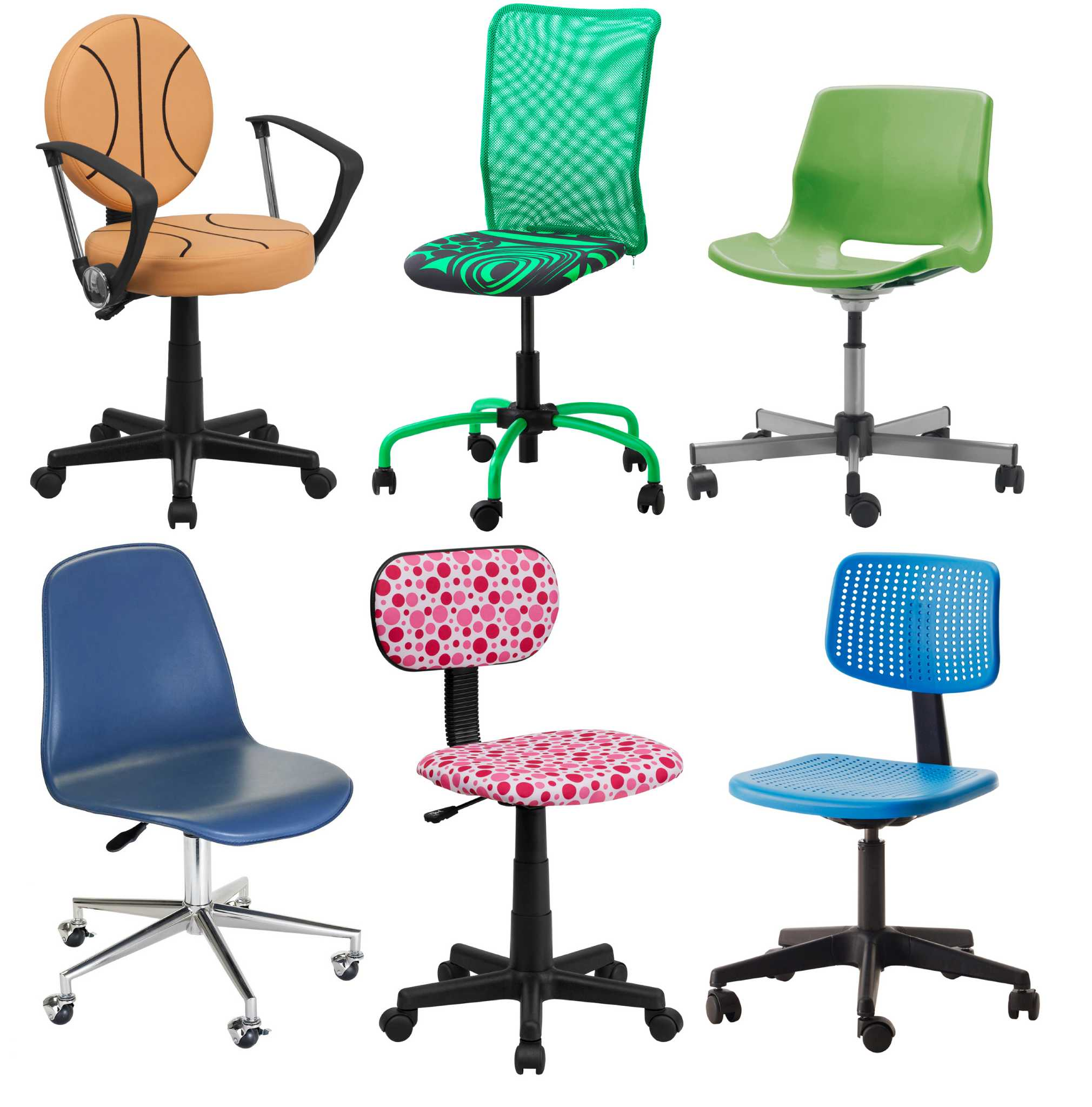 smaller scale desk chairs best for children houston
