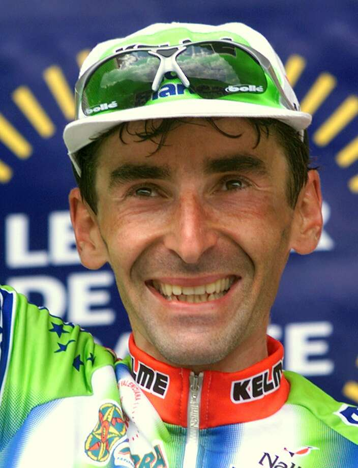 2000:  If you toss out Ullrich, Fernando Escartin becomes a two-time Tour de France winner. He also becomes a back-to-back winner. More shocking, Escartin would have won by finishing eighth.