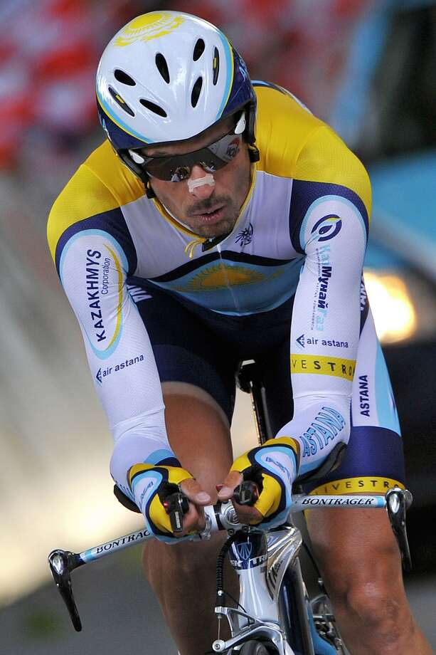 2004:  Andreas Kloden wins the 2004 Tour de France if you remove Lance from the record books. Like Lance, Kloden has never tested positive, but he has facedaccusations in the past. If he doesn't win, Jose Azevedo wins his second Tour.
