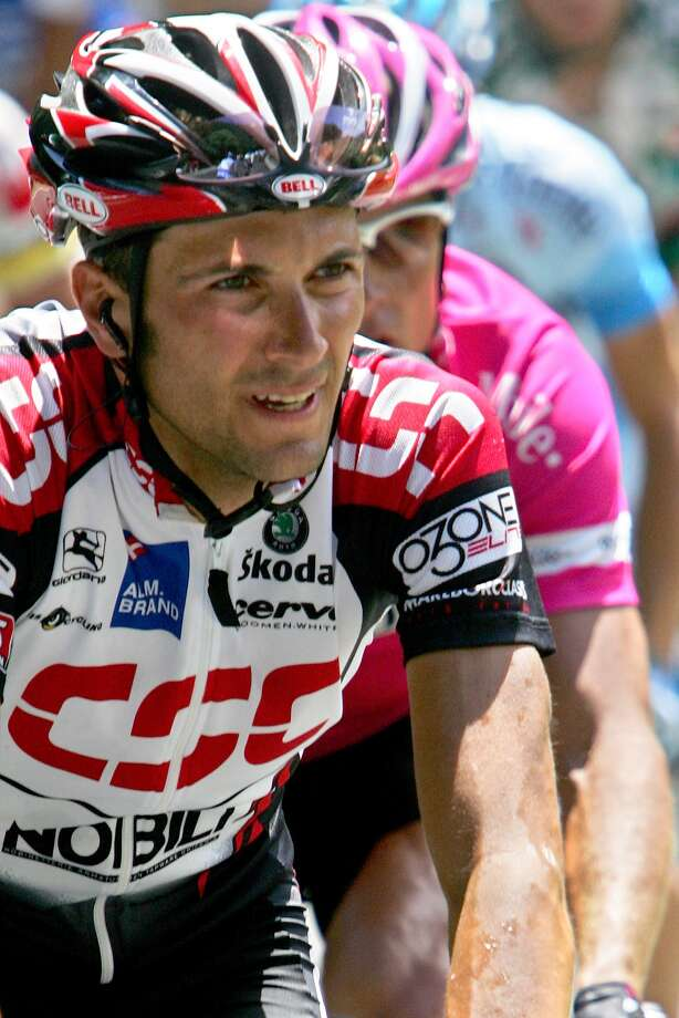 Ivan Basso was suspended for two years after winning the Giro d'Italia. He 