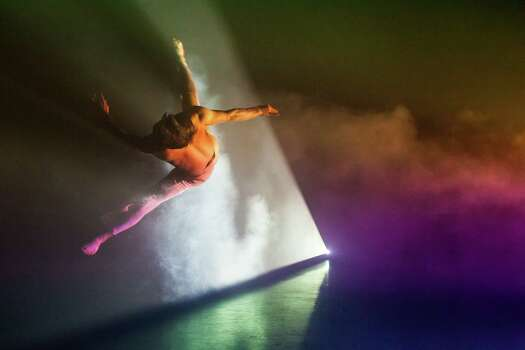 Friday, Aug. 29 through Saturday, Sept. 6Dark Matter - Evidence of Things UnseenNobleMotion Dance dramatically transforms the stage into a planetarium environment and tests the limits of gravity. 8 p.m.; The Barn, 2201 Preston St.; (713) 224-3262; dancesourcehouston.org/the-barn. -Molly Glentzer Photo: Lynn Lane / Lynn Lane