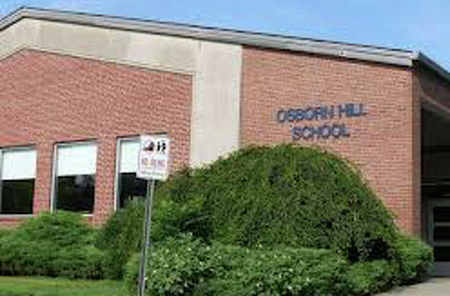 School officials said that Osborn Hill School, which has had PCB contamination, has been cleaned sufficiently to allow students to enter for the start of the new academic year Thursday. Photo: File Photo / Fairfield Citizen