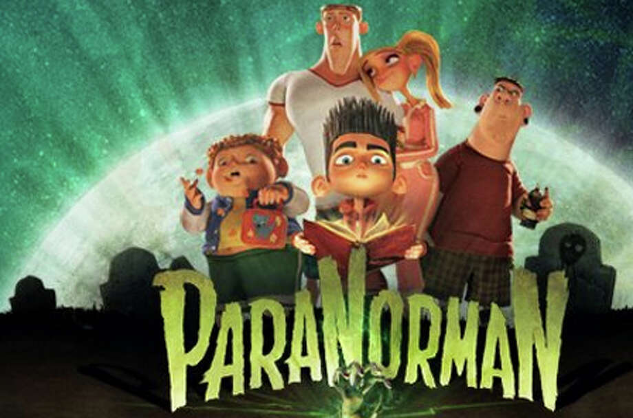 """The animated movie, """"ParaNorman,"""" is playing in area movie theaters. Photo: Contributed Photo / Westport News contributed"""