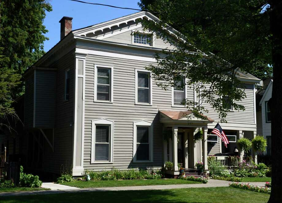604 N. Broadway in Saratoga Springs, N.Y. Aug. 23, 2012.   (Skip Dickstein/Times Union) Photo: Skip Dickstein / 00019002A